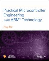Practical microcontroller engineering with ARM® technology [electronic resource]