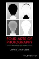 Four arts of photography [electronic resource]