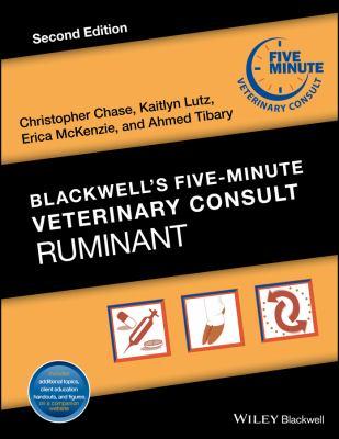 Blackwell's five-minute veterinary consult. Ruminant