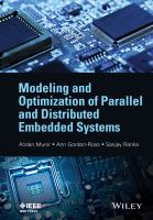 Modeling and optimization of parallel and distributed embedded systems [electronic resource]