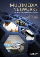 Multimedia networks and their applications [electronic resource]