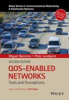 QOS-enabled networks [electronic resource] : tools and foundations