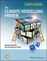 A climate modelling primer [electronic resource]
