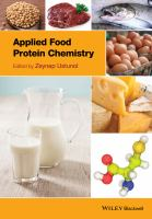 Applied food protein chemistry [electronic resource]