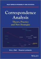 Correspondence analysis [electronic resource] : theory, practice and new strategies