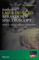 Handbook of laser-induced breakdown spectroscopy [electronic resource]
