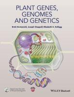 Plant genes, genomes, and genetics [electronic resource]