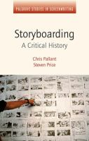 Storyboarding : a critical history