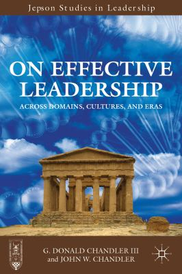 cover of the book On Effective Leadership