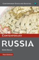Contemporary Russia