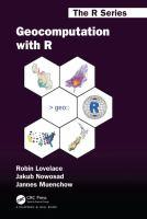 Geocomputation with R /