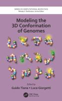 Modeling the 3D conformation of genomes /