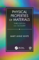 Physical properties of materials /