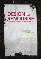 sustainable graphic design in practice