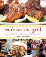 Rao's on the Grill