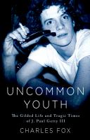 book cover Uncommon Youth