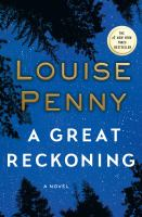 A Great Reckoning by Louise Penny (book cover)