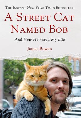 A Street Cat Named Bob book jacket