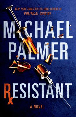 Cover Image for Resistant by Michael Palmer