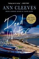 Dead Water : a Shetland mystery cover image