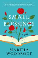 Cover of the book Small blessings