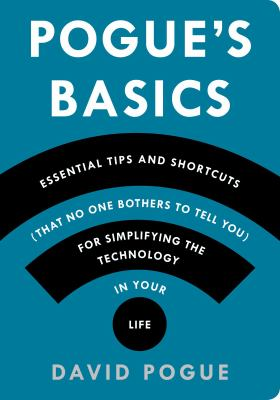 Cover Image for Pogue's Basics by David Pogue