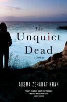 Cover of the book The unquiet dead