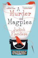 Cover of the book A murder of magpies