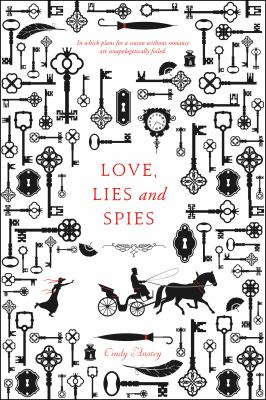 Love, Lies and Spies  book jacket