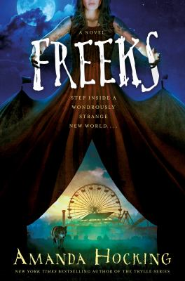 Freeks book jacket