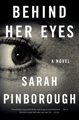 Behind Her Eyes book jacket