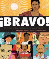 ŁBravo!: poemas sobre hispanos extraordinarios