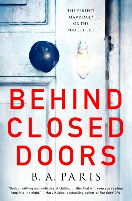 Behind Closed Doors book jacket