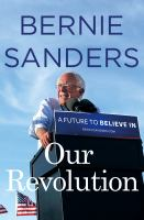 book cover image Our Revolution