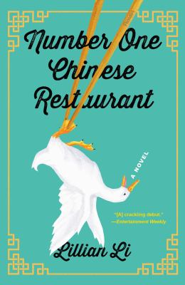 Cover Image for Number One Chinese Restaurant by Lillian Li