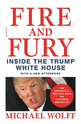 Cover Image for Fire and Fury by Wolff