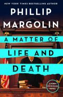 Title: A matter of life and death Author:Margolin, Phillip