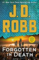 Title: Forgotten in death Author:Robb, J. D