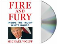 FIRE AND FURY (CD)