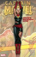 Captain Marvel : Earth's mightiest hero