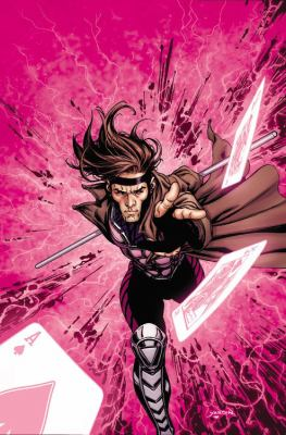X-Men Origins Gambit book jacket