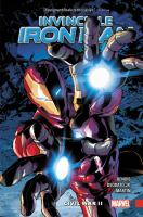 Invincible Iron Man: [Vol. 3], Civil War II