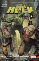 The Totally Awesome Hulk: [Vol. 4], My Best Friends Are Monsters