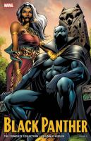 Black Panther: The Complete Collection by Reginald Hudlin. [Volume 3]