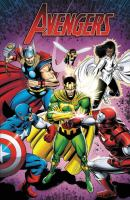 Title: Legends of Marvel. The Avengers Author: