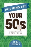 Your money life. Your 50s