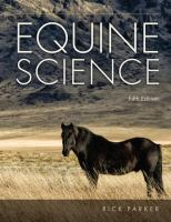Equine science /
