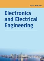 Electronics and electrical engineering : proceedings of the 2014 Asia-Pacific Conference on Electronics and Electrical Engineering (EEEC 2014, Shanghai, China, 27-28 December 2014)