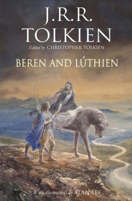 Beren and Luthien book jacket