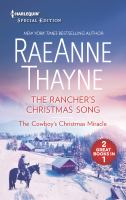 The Rancher's Christmas Song: The Cowboy's Christmas Miracle